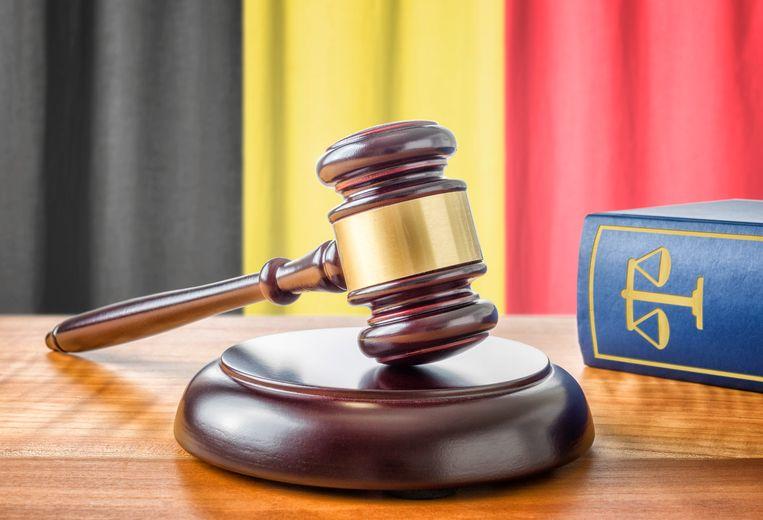 Hamer justitie rechtbank