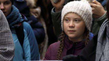 Greta Thunberg in Zweden uitgeroepen tot vrouw van het jaar