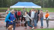 Andersvaliden trotseren regen op sportdag