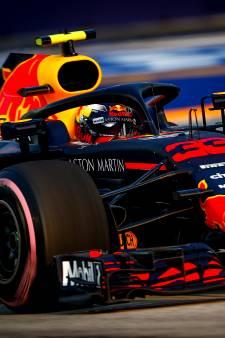 Alleen Räikkönen en Hamilton sneller dan Verstappen