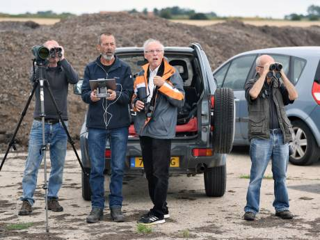 Vogelwerkgroep zet drone in voor opsporing nesten bruine kiekendief