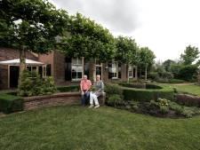 Tuin van echtpaar Harbers in Angerlo is komend weekend open voor publiek