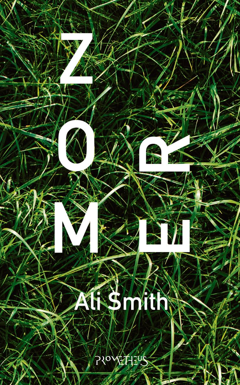 Ali Smith: Zomer. Omslag Sander Patelski, 2020. Beeld Prometheus
