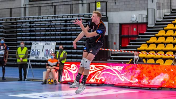 """Johan Devoghel gaat met Lindemans Aalst naar halve finale na winst in Menen: """"Verschil gemaakt met onze opslag"""""""