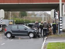 Ongeluk Zijdeweg nabij N44 zorgt voor oponthoud