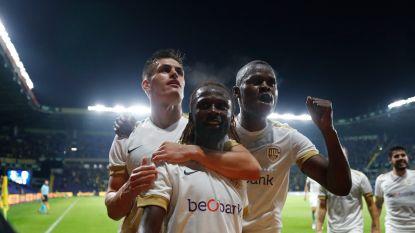 Genk wint ook overtuigend de return in Denemarken en mag zich opmaken voor groepsfase Europa League