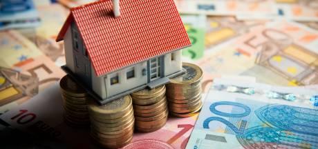 Waarde huizen in Zwijndrecht hardst gestegen in de regio