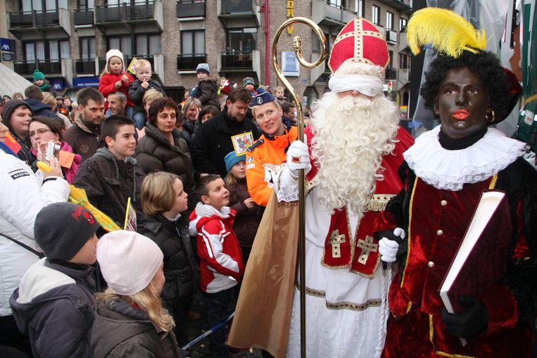 In 2010 werd de intrede al eens op de Markt van Aalter gehouden.