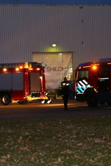 Brand bij bedrijf Shiloh in Oss snel geblust
