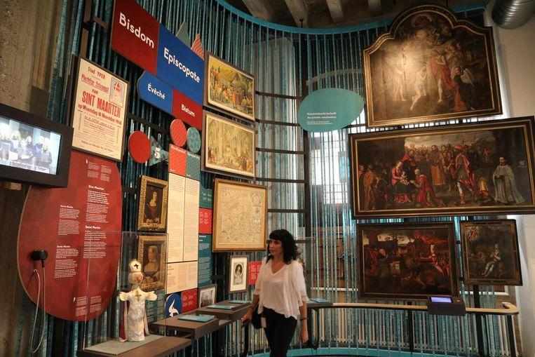 Het nieuwe Yper Museum bundelt heel wat collecties van andere musea.