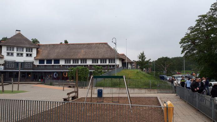 Ongeruste ouders bij basisschool De Witte Vlinder in Arnhem.