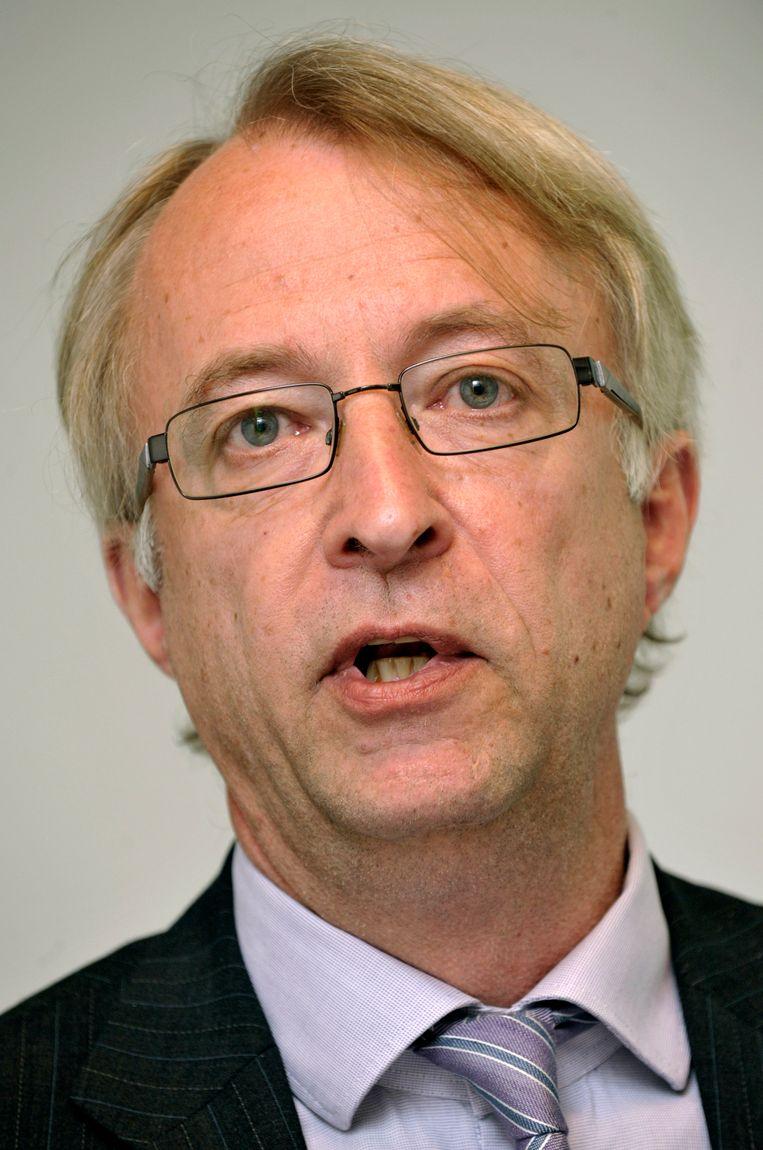 Febergon-topman Herwig Muyldermans.