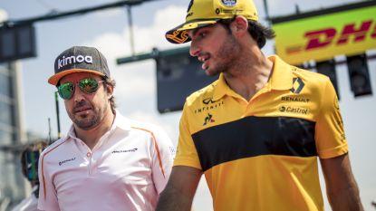 Nu ook officieel: Carlos Sainz is vervanger van Fernando Alonso bij McLaren
