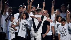 Kritiek tegen Trump en een staande ovatie voor Jennifer Lopez: dit waren de MTV VMA's