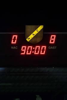 Willem II wrijft afgang NAC er nog eens fijntjes in