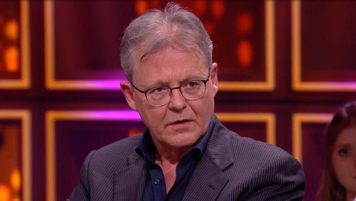 Advocaat Nico Meijering in RTL Late Night.