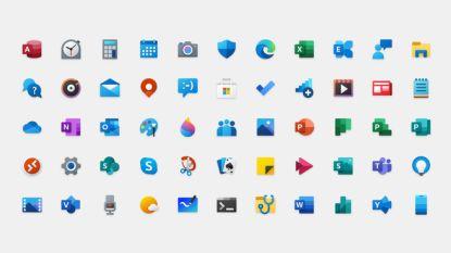 Windows 10 update: Nieuwe icoontjes en veel kleine wijzigingen