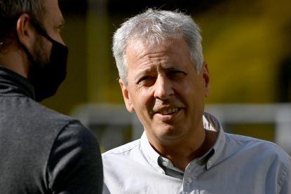 """Clubbestuur Dortmund twijfelt niet aan trainer Favre: """"Geen enkele reden om nu een indringend gesprek te voeren"""""""
