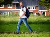 Hans wandelt naar Duitsland voor zijn overleden vrouw
