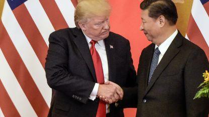 Trump optimistisch over handelsdeal met China