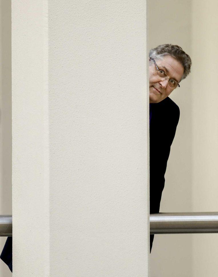 50Plus-lijsttrekker Henk Krol. Beeld anp