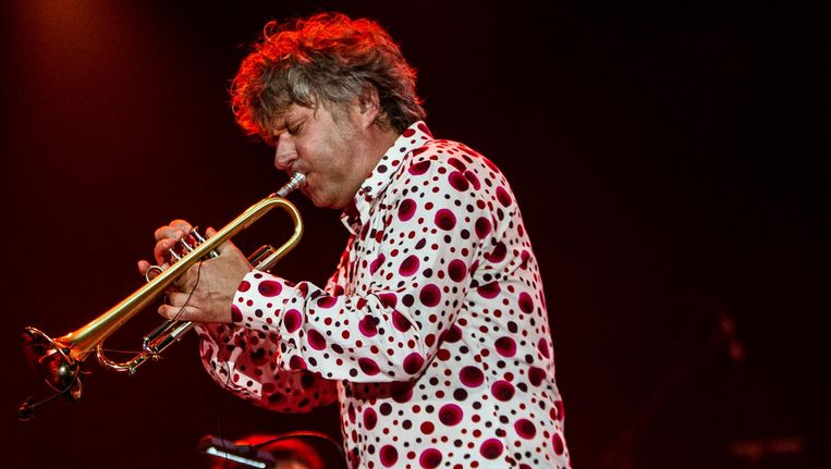 Trompettist Eric Vloeimans. Beeld anp