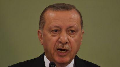 Erdogan kondigt nieuw militair offensief aan in Noord-Syrië