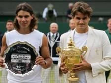 Vier dingen die je moet weten voor 39ste clash Federer-Nadal