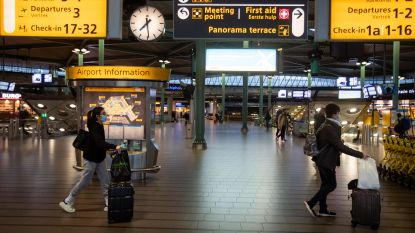 Schiphol vanaf april vanbinnen helemaal rookvrij