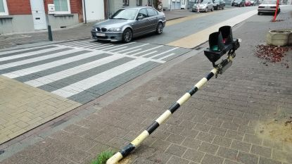Prattenborgstraat zat vijf avonden zonder verlichting