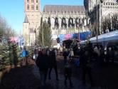 Meten met twee maten bij winterevenement in Den Bosch