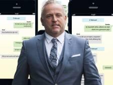 Pikante appjes geven noodgedwongen inkijkje in affaire Gordon met arts
