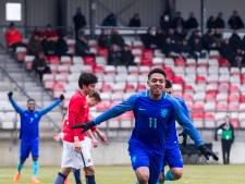 PSV'er Donyell Malen maakt indruk als jeugdinternational