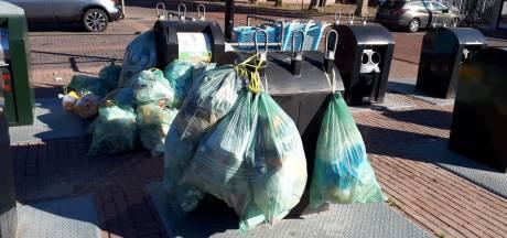 Kritiek op plan voor verstrekken gratis afvalzakken voor PMD in Waalwijk