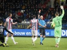 Willem II na rood makkelijke prooi voor Heerenveen