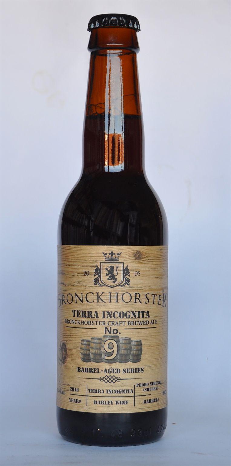 Terra Incognita van Bronckhorster Brewing Company is een vol en zoet biertje geworden. Beeld