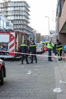 Brandalarm activeert CO2-blussysteem: man stikt bijna in parkeergarage in Breda