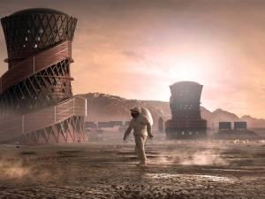 Le premier pas sur Mars prévu pour 2039