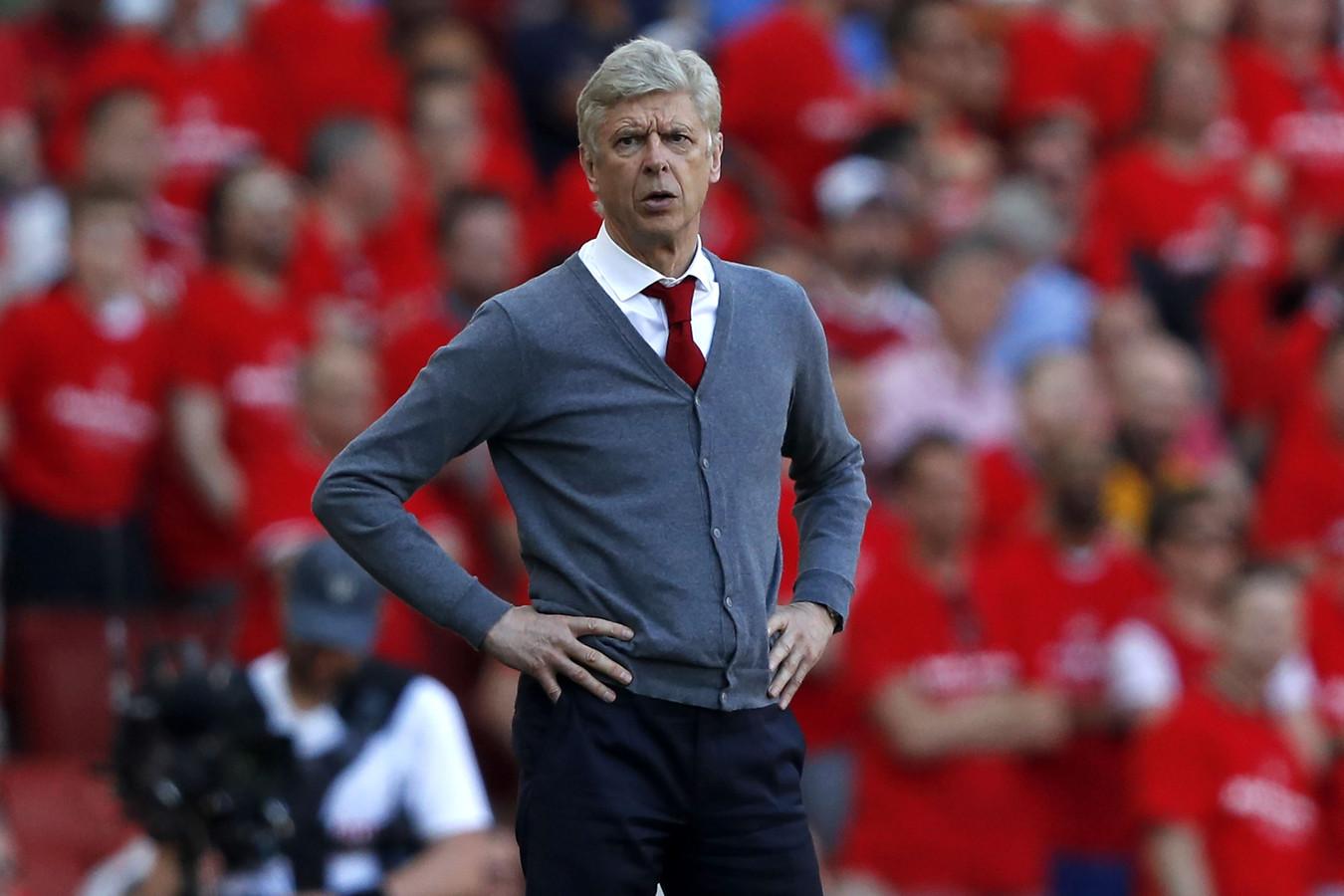 Arsène Wenger, en 2018
