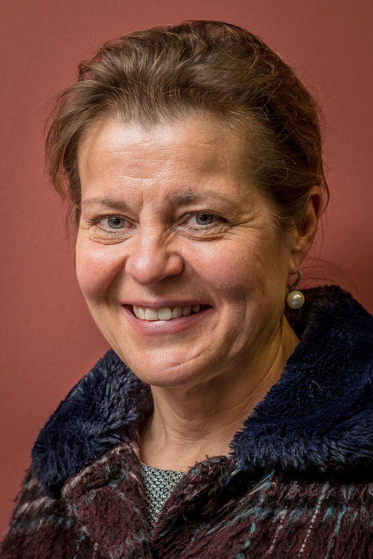 Gewezen schepen Chantal Vande Vyvere hoopt nu toch voorzitter van de gemeenteraad te worden.