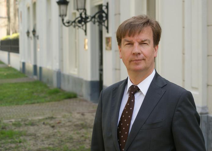 Jan Kokje, voorzitter van NVM Haaglanden. ,,Prijzen zijn inmiddels terug op het niveau van voor de financiële crisis.''