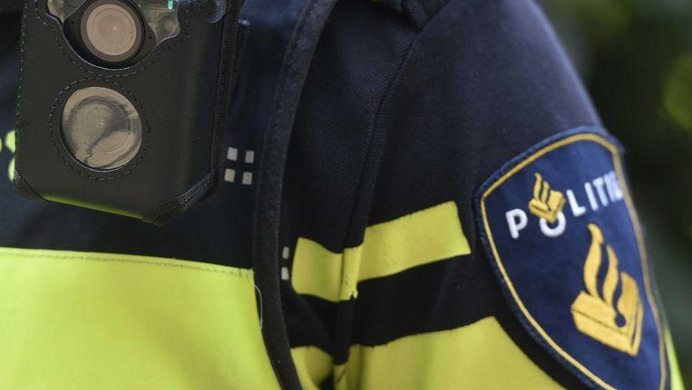 De politie kon een 24-jarige verdachte aanhouden Beeld anp