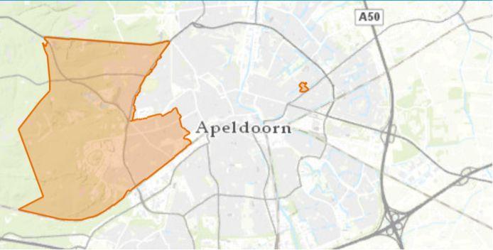 In West Apeldoorn en De Mheen zitten huishoudens zonder stroom.