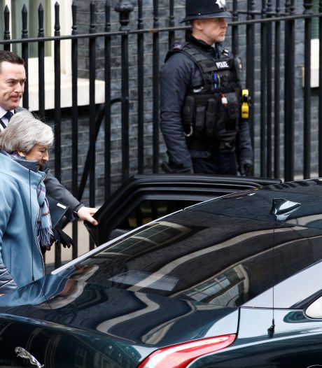 Theresa May gaat EU vragen om heropening brexitakkoord