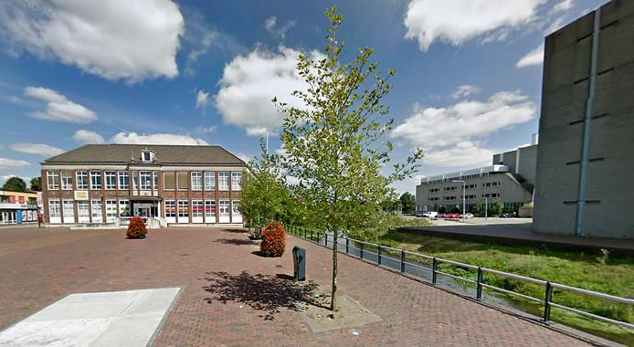 Oostelijke Havendijk in Roosendaal
