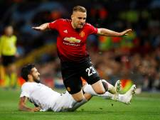 Shaw verlengt contract bij Manchester United tot 2023