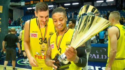 Basketbalkampioen Oostende pakt met Supercup eerste prijs van seizoen