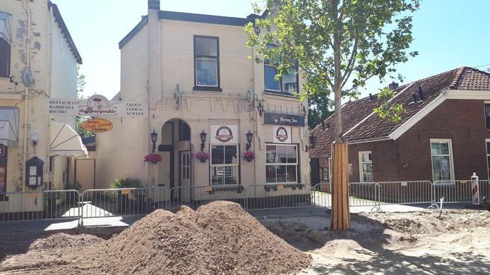 Café-biljart Oald Hengel aan de Langestraat in Hengelo is inzet van een kort geding.