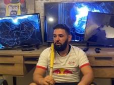 Dégouté par la victoire du PSG, ce Marseillais casse 3 télés