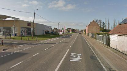 Twee bestuurders gewond bij aanrijding in file aan Frunpark